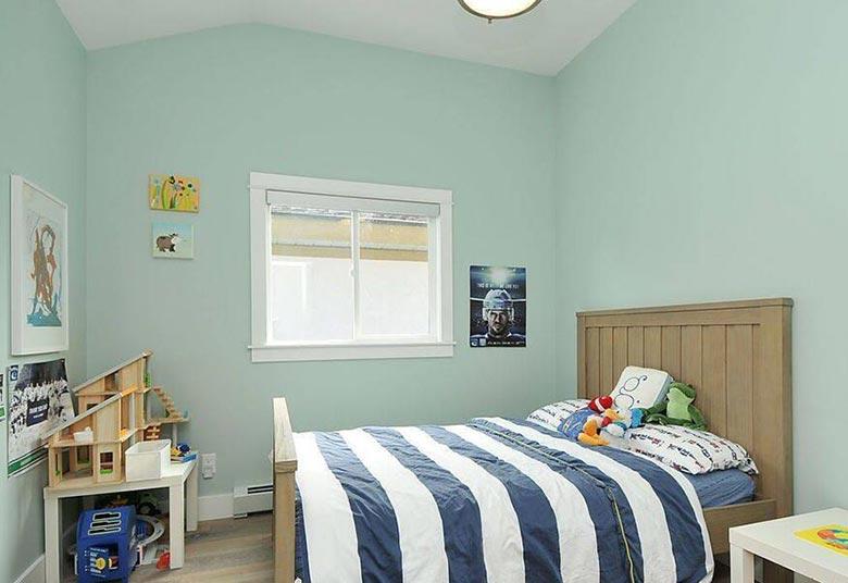 小清新卧室装修装饰效果图
