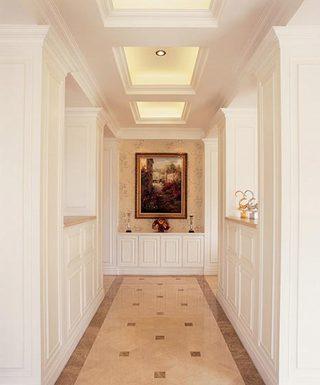 室内走廊装修效果图