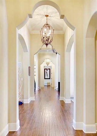 室内走廊布置构造图