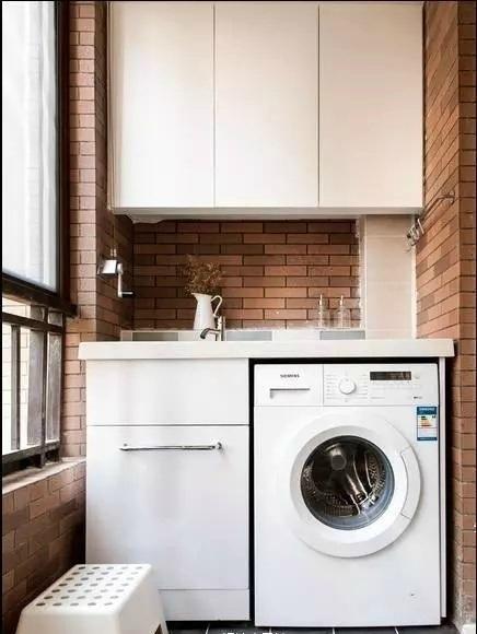 洗衣机吊柜结构图