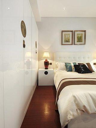 120平米中式两居室卧室图片大全
