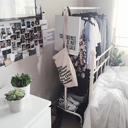 甜美系卧室装修效果图