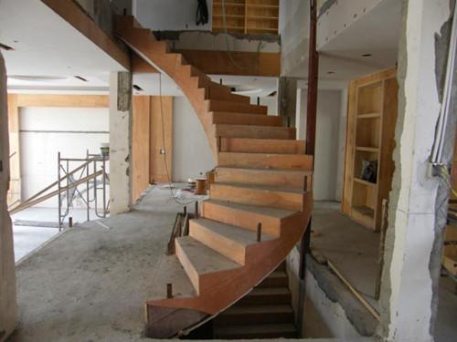 室内楼梯安装的方法及注意事项