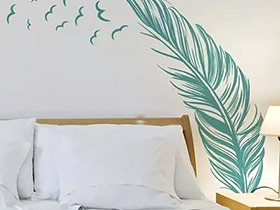 6款贴花墙纸设计 让家居生活充满乐趣