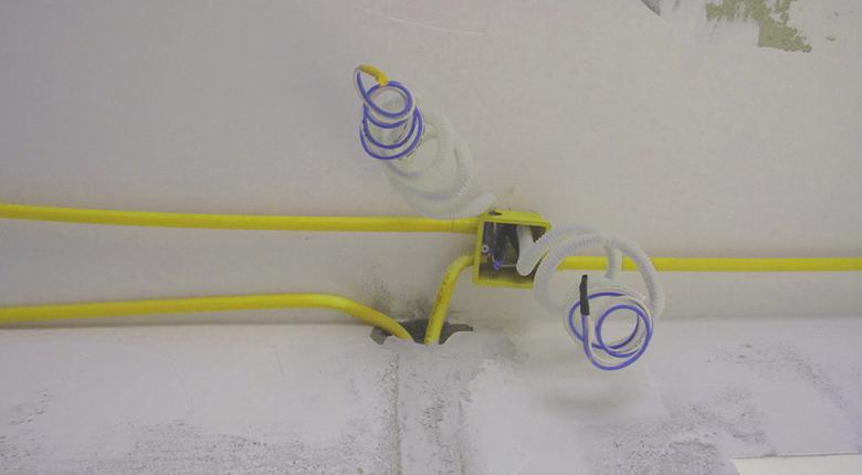 水电安装要买哪些材料    水电安装之电缆常见型号
