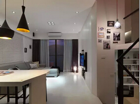 时尚小户型LOFT装修 充满现代感的家