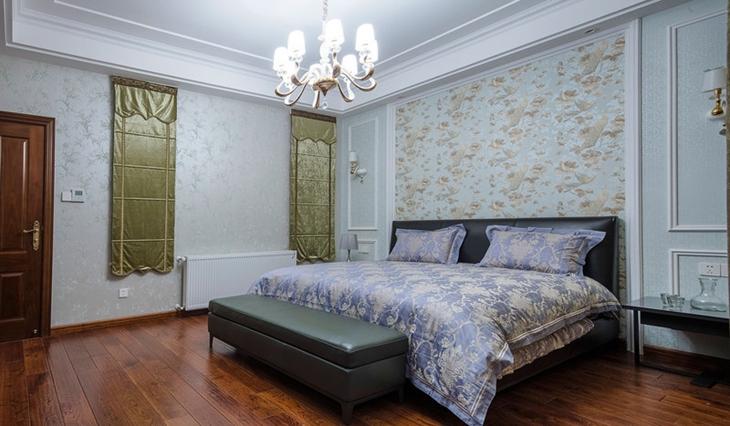 古典田园风卧室美图欣赏