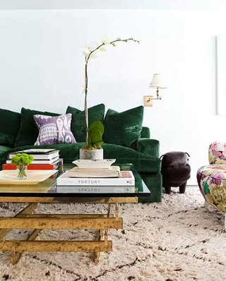 舒适客厅沙发装修图