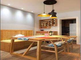 58平宜家小户型  拥有大自然清新的日式设计