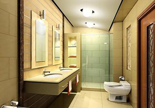 卫生间用品如何放置 卫生间用品清洁