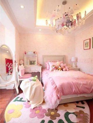 简约卧室设计构造图片大全