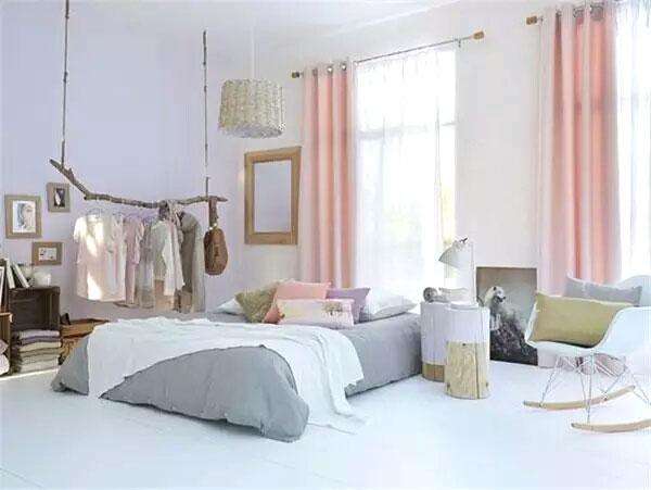 卧室床垫设计效果图