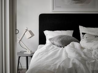 为生活做断舍离  舒适北欧风格装修卧室效果图