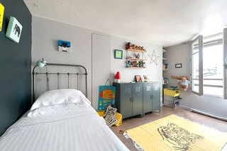 轻工业混搭风 儿童房装潢设计
