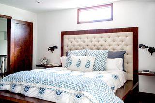休闲卧室设计实景图