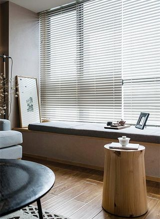 70㎡现代简约二居室设计图