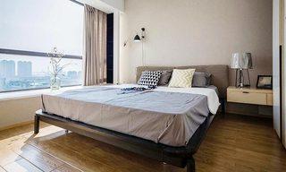 时尚现代简约风卧室装饰图