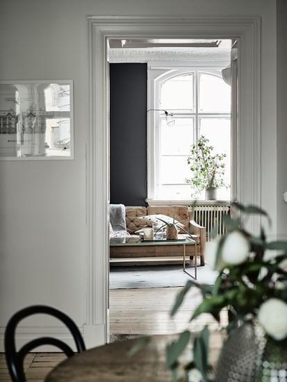 环保与极简风融合 打造最个性的三居室装修过道设计