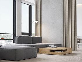 119平现代简约风格装修 质感与魅力并存