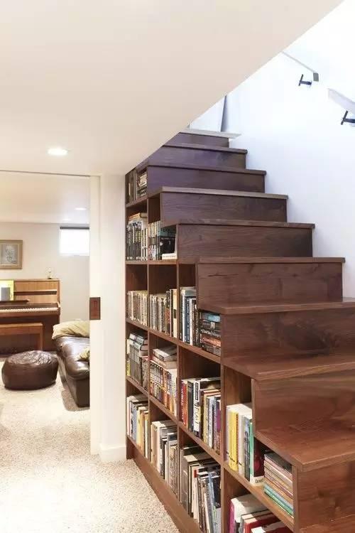 逼格满满的书架,我想把书房当卧室