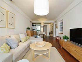 原木日式两居室 清新又自然的装修