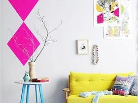 创意沙发边茶几设计 惬意悠闲时光