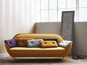 坐享天堂般乐趣  10款创意沙发布置图片