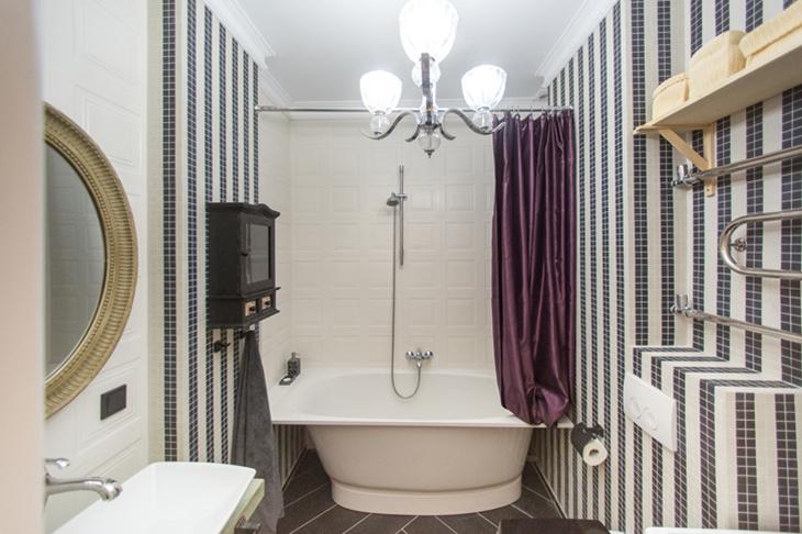 搭积木式小户型设计 让家温暖起来卫生间设计