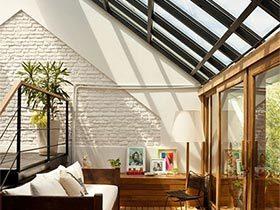 抬头精彩世界  10个阁楼天窗设计图片