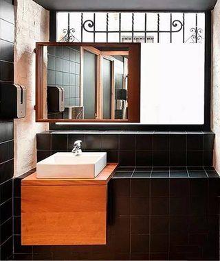 卫生间洗手台设计参考图