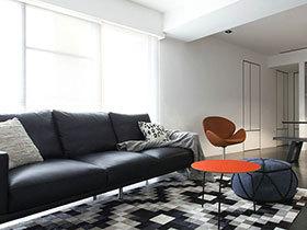 150平北欧风格四房装修效果图 简洁至上