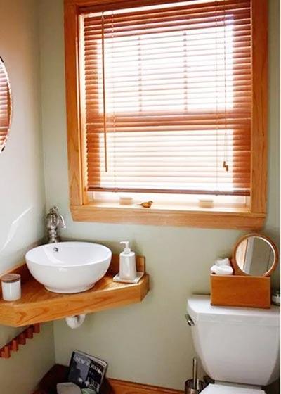 1.5平米小户型卫生间装修装饰效果图