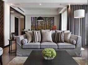 最受欢迎简约风格装修 20万装出的三居室