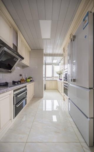 富裕型装修 很有魅力的简欧风格装修简欧风厨房