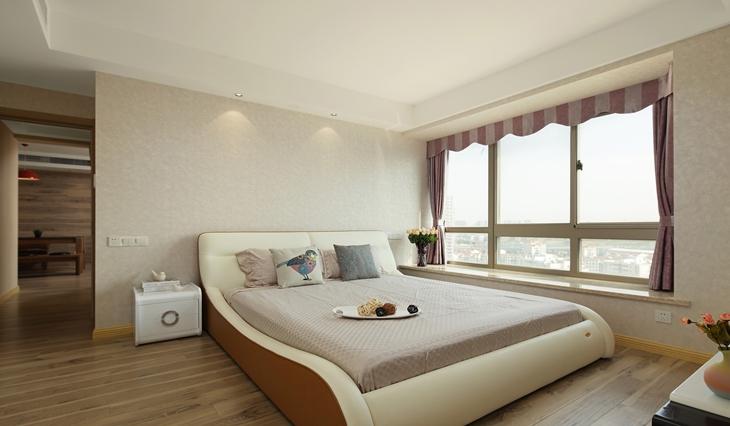 温馨简约宜家风 卧室装饰效果图