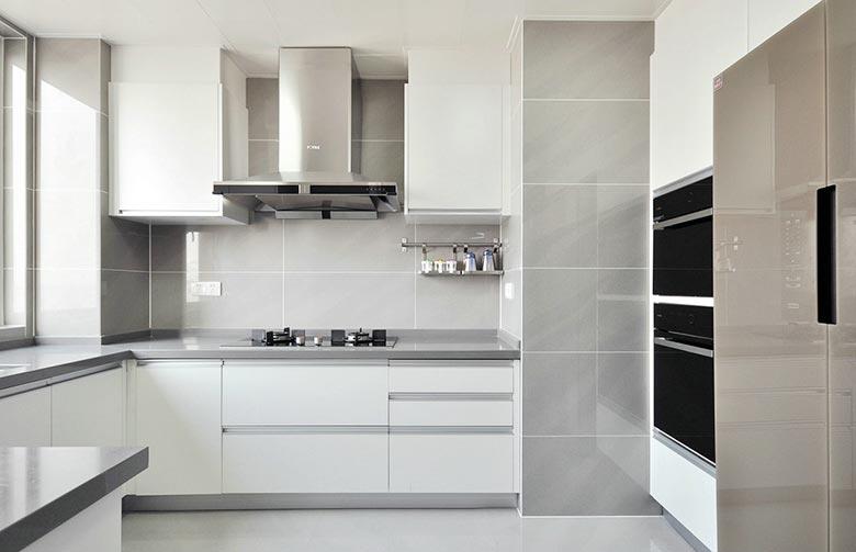 极简主义厨房橱柜设计图