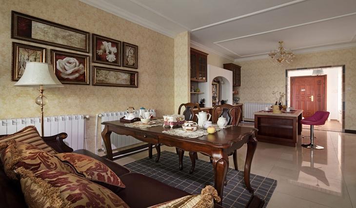东南亚风格装修 让家更有味道东南亚客厅设计