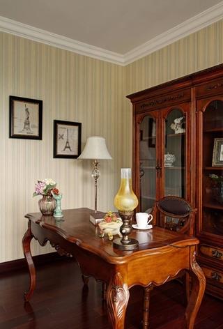 东南亚风格装修 让家更有味道书房效果图