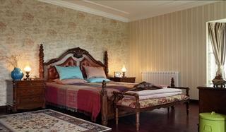东南亚风格装修 让家更有味道卧室设计