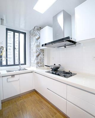 北欧风格两居厨房效果图
