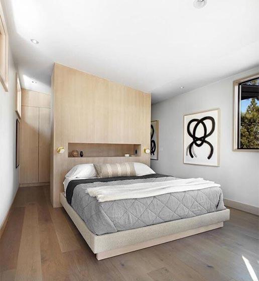 简约风卧室装饰图片