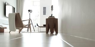 舒适的大户型装修 不要豪华要实用单人沙发设计