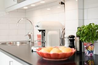 让人喜爱的北欧风格装修厨房图片