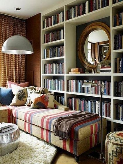 家庭书房设计图片大全