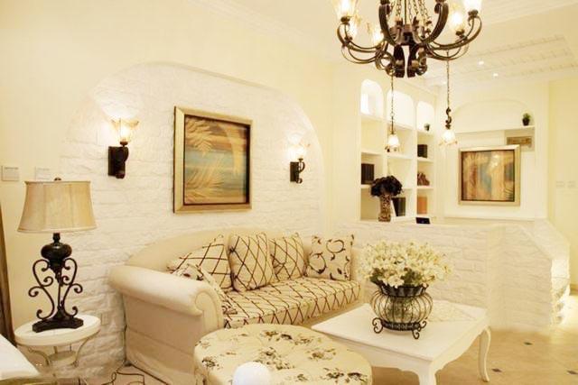 沙发背景墙装修装饰效果图