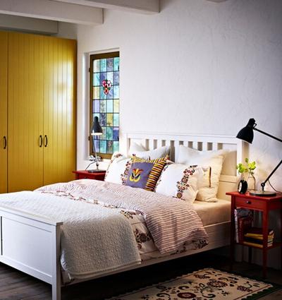 卧室这样配色让你的卧室更出众!