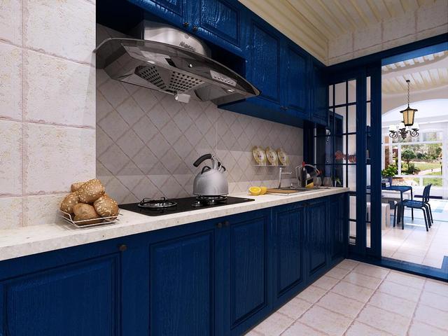 五,厨房装修瓷砖要小规格