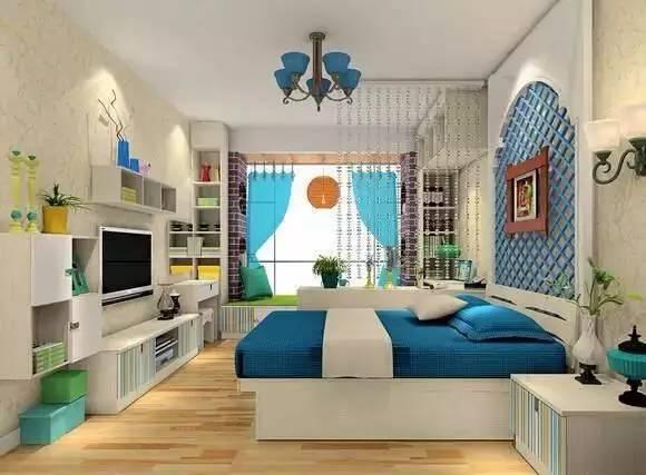 值得收藏的漂亮的卧室设计