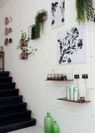 创意背景墙装修装饰效果图