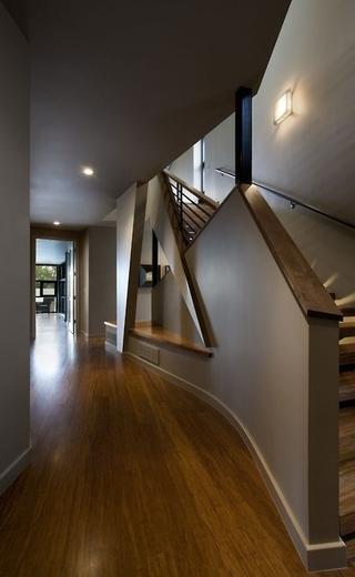 创意楼梯摆放构造图